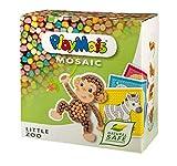 PlayMais Mosaic Little Zoo Kit per Costruzioni da 3 Anni in su| 2300 6 Modelli di Mosaico Animali dello...