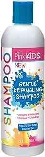 Luster's Pink Kids Gentle Detangling Shampoo, 12 Ounce