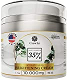 Brightening Skin Cream for Sensitive Areas Dark Spot Corrector - Dark Spot removal for Men and Women - Bright Gel for...
