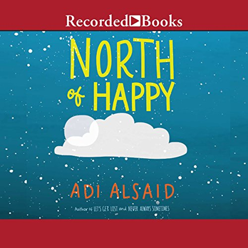 North of Happy audiobook cover art