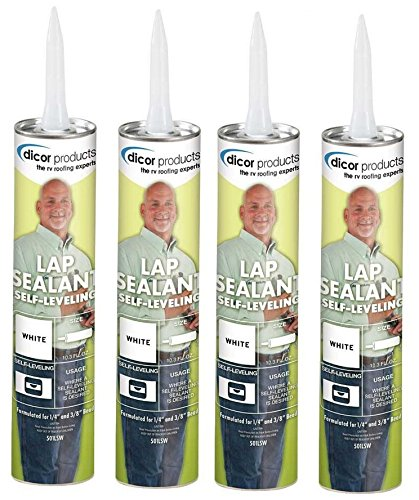 Dicor 501LSW-1 Self-Leveling Lap Sealant