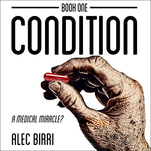 Condition Book One audiobook cover art