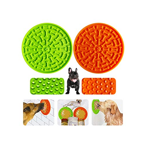 Green Color Dog Pad