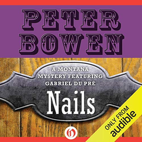 Nails audiobook cover art