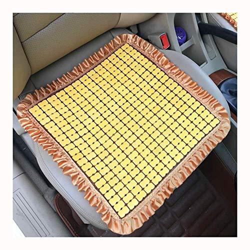 Stoelhoezen voor de zomer, auto, bamboe, bureaustoel, koude punt, verkrijgbaar in een groot aantal stijlen (kleur: D, maat: 1 stuks).