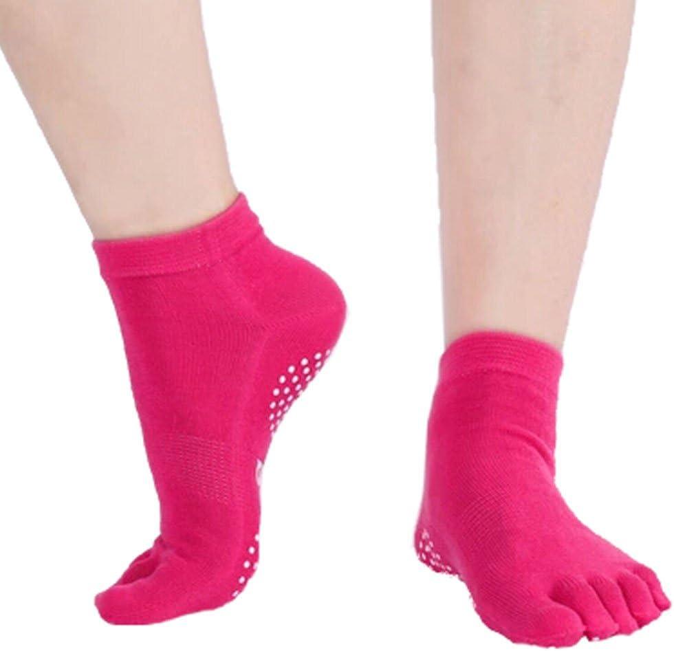 Phoenix Wonder Women's Non Slip Outlet ☆ Free Shipping Pure Full Toe Max 90% OFF Cotton Socks Yoga