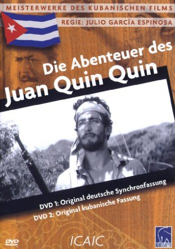 Die Abenteuer des Juan Quin Quin (NTSC, 2 DVDs)
