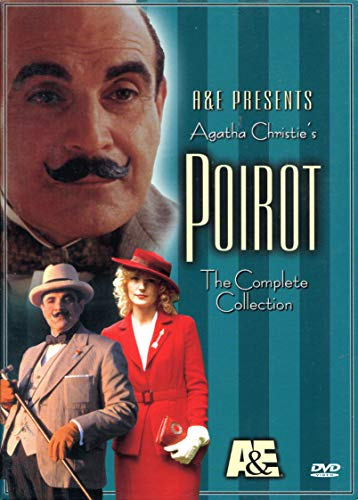 Agatha Christie's Poirot: The Complete Collection