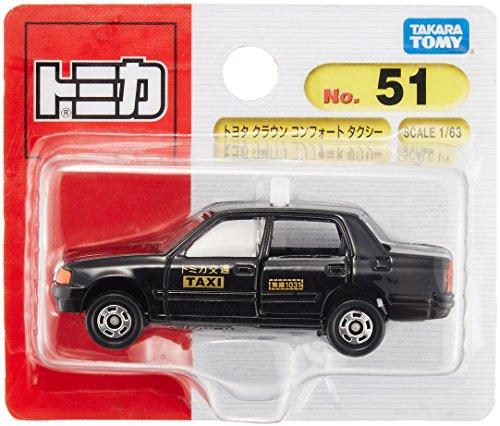 トミカ No.051 トヨタ クラウン コンフォート タクシー (ブリスター)