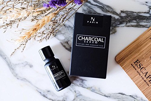 "CHARCOAL SERUM ""Hair Serum"" Reduce hair fall loss hair Best treatment for Hair"