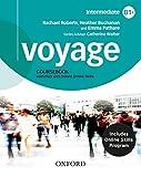 Voyage B1+. Student's Book + Workbook+ Oxford Online Skills Program B1+ (Bundle 1) Pack with Key