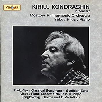 Kirill Kondrashin in concert