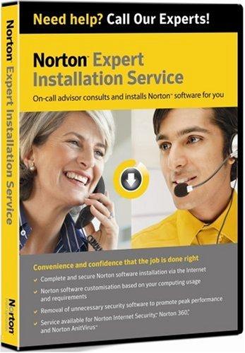 Norton Expert Installation Service [import anglais]