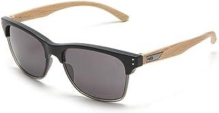 f181beac63edf Óculos de Sol Hb Slam Fish Matte Black Wood l Gray