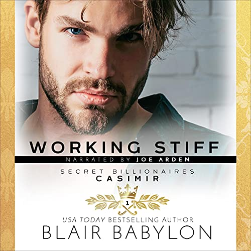 Couverture de Working Stiff