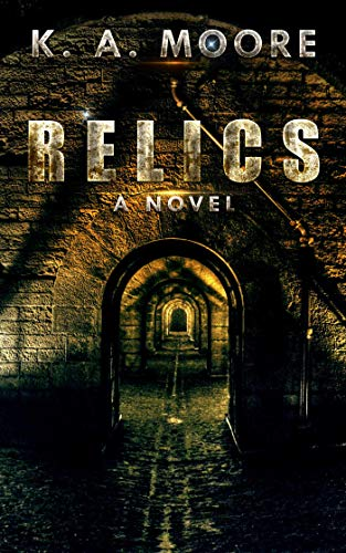 Relics (Relics Series) (English Edition)