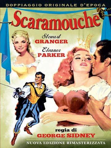 Scaramouche, der galante Marquis / Scaramouche (1952) ( ) [ Italienische Import ]