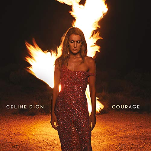 Courage (Deluxe Edt. + 4 Tracks + Poster)