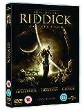 Pitch Black/Chronicles Of Riddick/Dark Fury - The Chronicles... [Edizione: Regno Unito] [Reino Unido] [DVD]