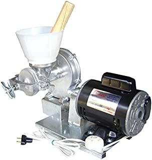Made in Mexico Authentic Mexican Electric Feed/Flour Grain Cereals Coffee Wheat Wet&Dry Corn Mill Grinder Molinos Trituradores Electricos