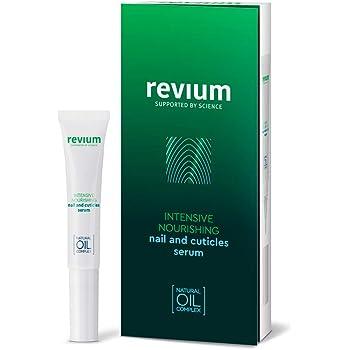 Revium - Sérum nutritivo de acción intensiva para uñas y cutículas, producto de cuidado con aceites de