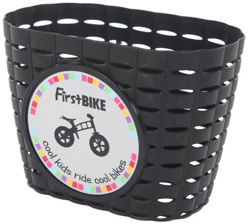 Firstbike Z5003 - Kinderfahrzeug Lenkerkorb, schwarz
