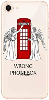 Phone Case Doctor Who Hard Phone Cover Case for Apple Iphone 10 X 8 7 6 6S Plus 5 5S Se 8Plus Coque Shell