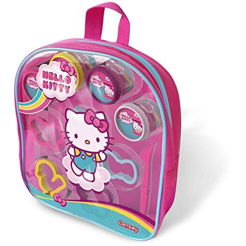Lansay - Hello Kitty La Mochila con plastilina, 20113