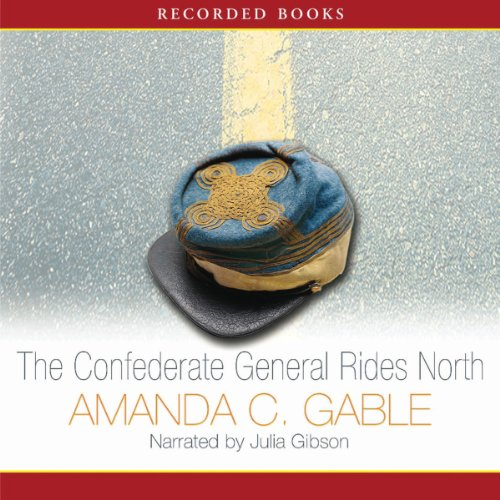 The Confederate General Rides North cover art