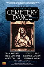 The Best of Cemetery Dance Vol. II (Cemetary Dance) by Various (2001) Paperback