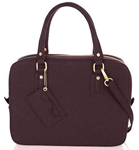 Sansibar Bowling Bag Blackberry