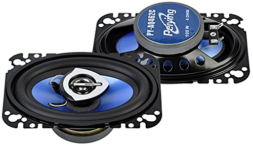 Peiying PY-AQ462C - Pack Altavoces Coche