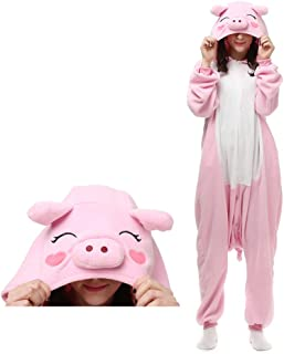 Onesie for Women Men Adult Animal Pajamas Unisex Cosplay Costume