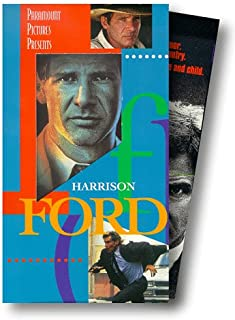 The Harrison Ford Collection Witness, Sabrina 95, Patriot Games, Clear and Present