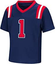 Colosseum Mississippi Ole Miss Rebels NCAA Double Reverse Play Toddler Football Jersey