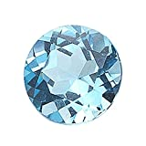 Blue Topaz Gemstone