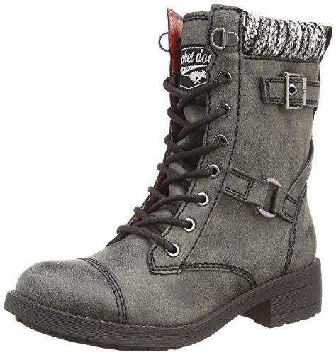 Rocket Dog Thunder, Rangers Boots Femme, Noir (Black), 36 EU