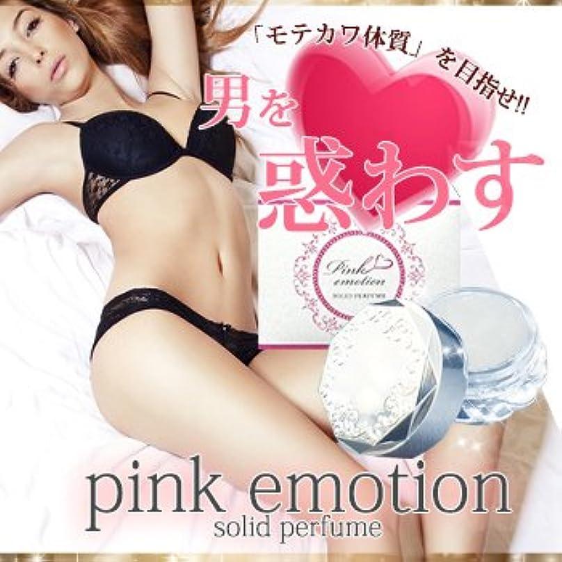 アルミニウム韓国所有権ピンクエモーションソリッドパフューム(女性用フェロモン練り香水)