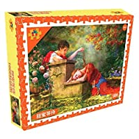 14 1pcs Toy Landscape Puzzle 1000 Pieces Adult Puzzle Wooden Puzzle Cartoon Jigsaw Puzzles For Children Educational Toys Gifts