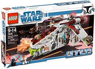 LEGO Star Wars Republic Gunship (7676)