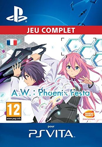 A.W. : PHOENIX FESTA [Jeu Complet] [Code Jeu PSN PSVita - Compte français]