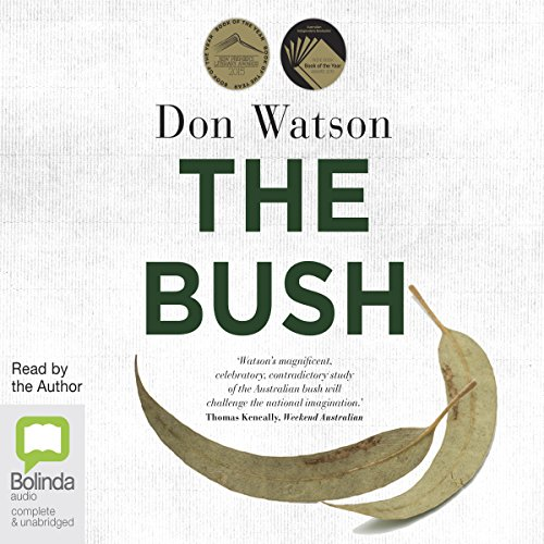 The Bush audiobook cover art