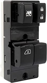 ROADFAR Window Switch Power Window Switch Master Control Power Window Switch Front Driver Side Replacement Parts fits for 2007-2012 Nissan Frontier (2 Door)