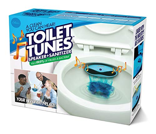 "Prank Pack ""Toilet Tunes"" - Wrap Your Real Gift in a Prank Funny Gag Joke Gift Box - by Prank-O - The Original Prank Gift Box 