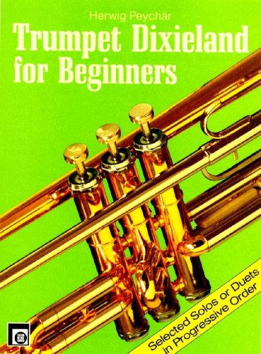 Trumpet Dixieland for Beginners. Trompete