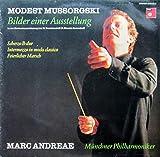 Mussorgsky: Bilder einer Ausstellung (in der Erstinstrumentierung von M. Touschmaloff / N. Rimski-Korssakoff) [Vinyl LP] [Schallplatte]