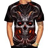 SSBZYES Camiseta para Hombre, Camiseta De Verano De Manga Corta para Hombre, Camiseta De Cuello Redondo para Hombre,...