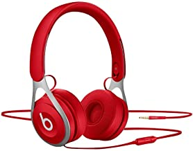 Beats by Dr. Dre Beats EP Wired On-Ear Headphones - Red (Renewed)