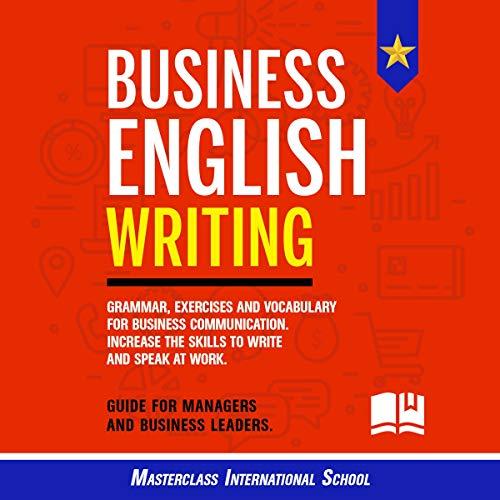 『Business English Writing』のカバーアート