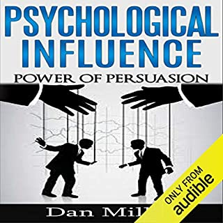 Psychological Influence: Power of Persuasion audiobook cover art